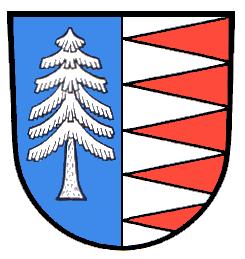 Blason de la ville de Klettgau